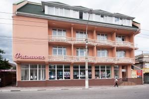 Гостиница Фламинго, г. Алушта